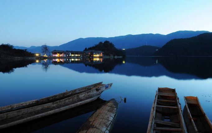 大理、丽江、泸沽湖7天游火车(雪山A线)