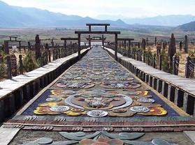 东巴什罗庙