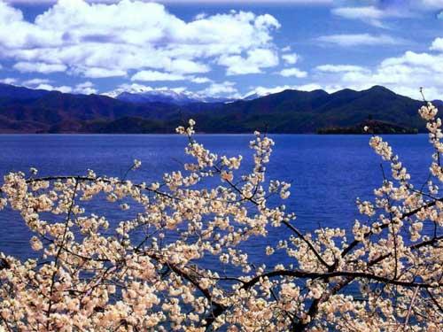 泸沽湖风景区