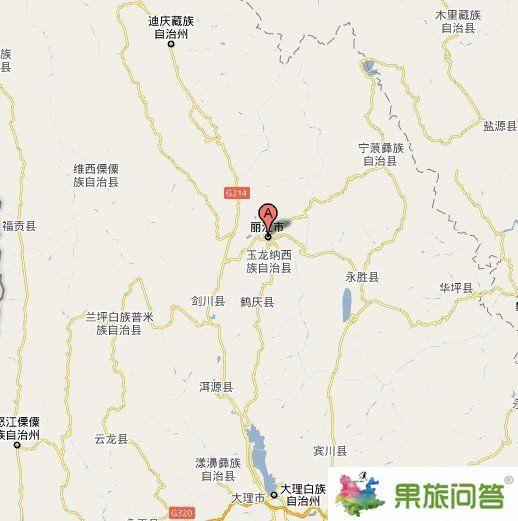 昆明、石林,大理、丽江、香格里拉,泸沽湖旅游行程