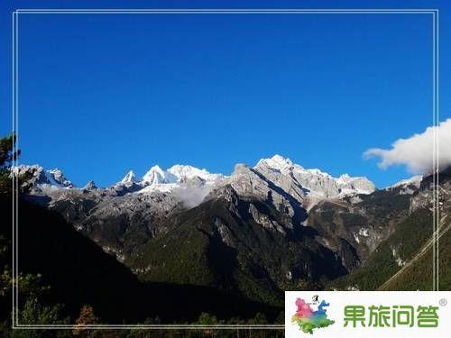昆明出发:丽江、玉龙雪山、香格里拉、泸沽湖旅游7天6晚行程报价