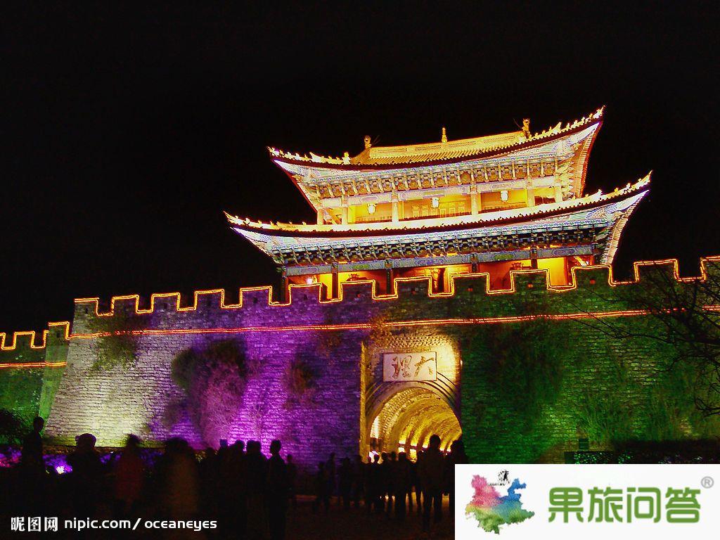<b>昆明到版纳,大理、丽江快巴旅游线路7天6晚游春节报价</b>