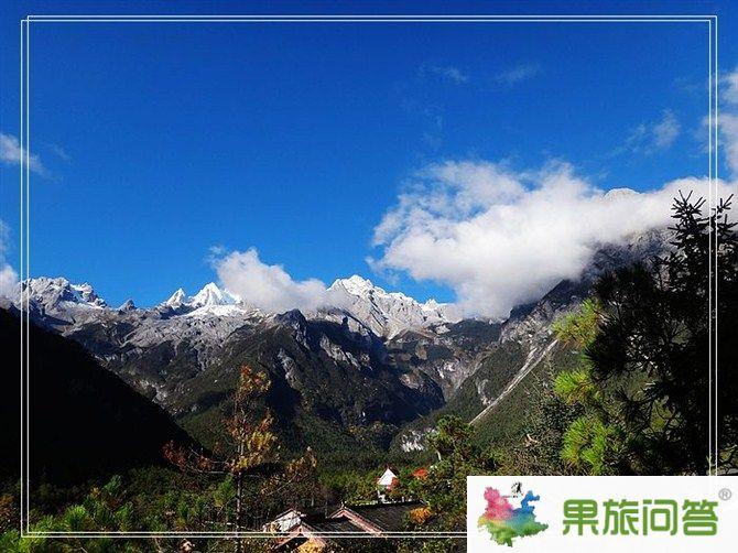丽江古城、雪山冰川公园、拉市海三日游线路