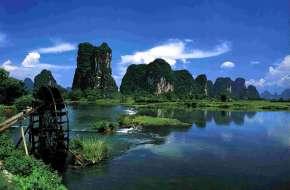 昆明到桂林火车双卧品质 旅游(5天4夜游)