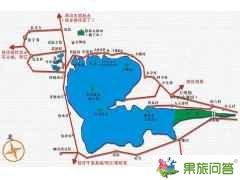 泸沽湖地图|泸沽湖景区地图|泸沽湖旅游地图|泸