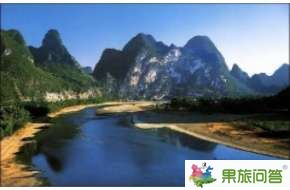 桂林山水休闲游