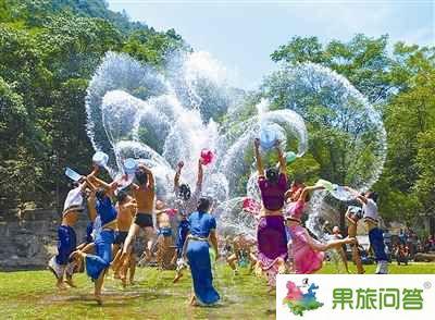<b>西双版纳泼水节、傣族园、勐仑植物园5天4晚旅游线路</b>