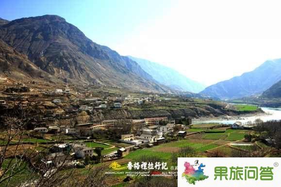 <b>丽江-香格里拉-稻城亚丁-环线散拼自助6日游 (不走回头路)</b>