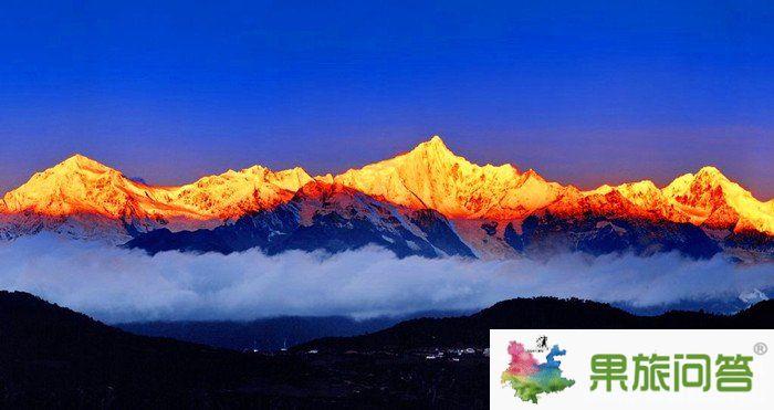 我要去西藏-香巴拉环线穿越大型自驾车活动——圆梦滇藏/拥抱珠峰/大美青藏