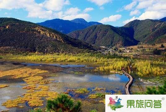 <b>A+A昆明石林、大理丽江玉龙雪山、香格里拉泸沽湖(9天8晚游)火车双卧行程</b>
